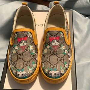 Toddler 10.5 Gucci Shoes